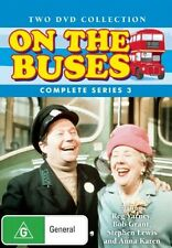 On the Buses : Complete Season 3, all region (DVD, 2009, 2 x Disc Set) bc2