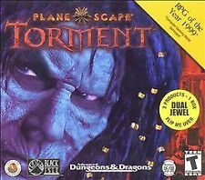 Planescape: Torment / Soulbringer Combo Pack, Good Windows 98, Windows 95 Video
