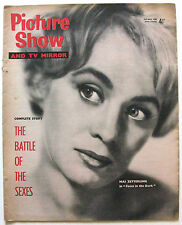 Picture Show Mai Zetterling Vincent Price Alec Guinness Rod Steiger Joan Collins