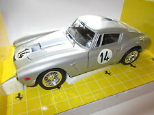 Ferrari 250 GT SWB plata argentin Silver Metallic, Jouef Evolution 1:18 Boxed!