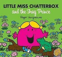 Hargreaves  Roger-Little Miss Chatterbox And The Frog Prince  BOOK NEU