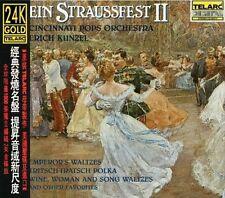 Ein Straussfest II  24K Gold Edition  2012 by Erich Kunzel; Johann Strauss; The