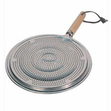 SIMMER RING PAN MAT HOB TAGINE HEAT DIFFUSER FOR GAS OR ELECTRIC COOKERS STOVE