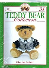 The Teddy Bear Collection Magazine - Issue.31, Clive the Cashier