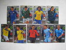 9 CARD set  EXPERT  CARDS PANINI Adrenalyn XL Chile 2015 Copa America