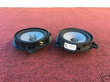 NISSAN 350Z 2003-2009 OEM DOOR SPEAKERS DOOR SPEAKER BOSE PAIR. 124K