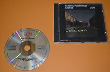 Egberto Gismonti-Works/ECM Records/W. Germany/1st. Press/RAR