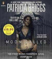 Moon Called by Patricia Briggs (2014, CD)