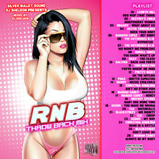 CLASSIC R&B THROWBACK MIX CD