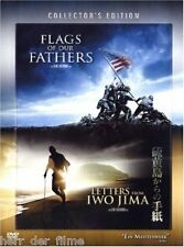 FLAGS OF OUR FATHERS + LETTERS FROM IWO JIMA, Collector's Edition 3 DVDs OOP