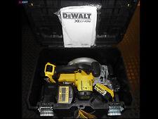 DeWALT  18,0 Volt Akku-Handkreissäge ( 55 mm )  DCS391P2  DCS 391  Säge