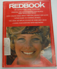 Redbook Magazine Dr.Glenn's Safe Diet Judy Collins October 1969 071115R
