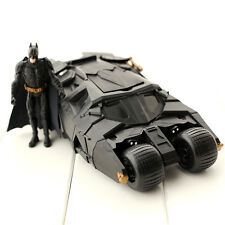 BATMAN THE DARK KNIGHT TUMBLER BATMOBILE ACTION FIGURE DIECAST MODEL CAR KID TOY