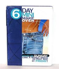 DVD VIDEO Exercise Workouts Instruction 6 DAY MINI MAKEOVER