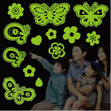 Wholesale Butterfly 3D Wall Luminous Sticker Kids Room Decor Glow in the Dark