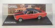 Opel Collection 1/43 Opel Commodore A Coupe GS/E 1970 - 1971 in Plexi Box #6384