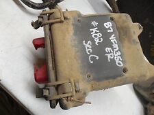 yamaha moto 4 350 yfm350er rear storage compartment tool box 1987 1988 big bear