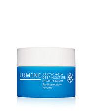 DEEP MOISTURE NIGHT CREAM LUMENE ARCTIC AQUA 50ml - Normal and Dry Skin