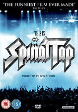 DVD:THIS IS SPINAL TAP  - NEW Region 2 UK
