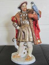 Royal Doulton King Henry VIII HN3350 - Very Rare Limited Edition - Excellent
