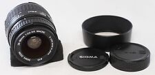 Very good++ Sigma Zoom 28-80mm F/3.5-5.6 Macro AF D Lens for Nikon
