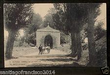 """2142.-BURGOS -3 Camino de la Cartuja. """"El Arco La Vieja""""."""