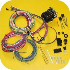 Full Wiring Harness Jeep CJ7 CJ5 CJ8 CJ6 Scrambler Willys CJ FC AMC Fuse Block