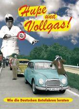 Hupe und Vollgas! Wie die Deutschen Autofahren lernten DVD NEU + OVP!