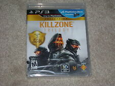 KILLZONE TRILOGY...PS3...***SEALED***BRAND NEW***!!!!!