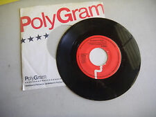 T'PAU china in your hand/no sense of pride   45