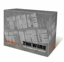 The Wire - The Complete Series (DVD, 2011, 23-Disc Set)