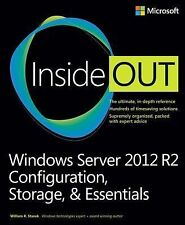 Windows Server 2012 R2 Inside Out: Configuration, Storage, & Essential-ExLibrary