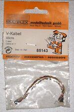 MULTIPLEX V-Kabel Micro #85143