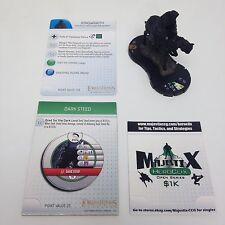 Heroclix LotR: Fellowship of the Ring set Ringwraith #101 LE figure w/card!