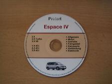 Original Werkstatthandbuch(CD) Renault Espace IV Bj.2002