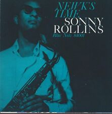 CD Album Sonny Rollins New`s Time (Tune Up, Asiatic Raes) 1990 EMI Blue Note