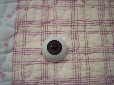 LiFe LiKe AcRyLiC EyEs 22MM SaNd BrOwN FoR ReBoRn DoLL