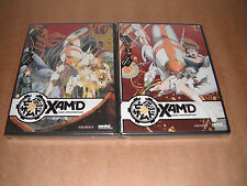 Xam'd: Lost Memories - Collection 1 and 2 Complete Collection  NEW R1 DVD