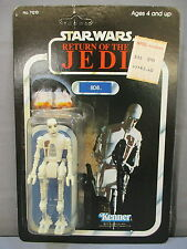 "STAR WARS 1983 ""8D8"" Nice Clear Bubble *NEW* 77 Back Card ROTJ Kenner"