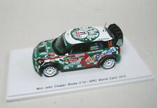 Mini John Cooper Works WRC No. 14 Rally Monte Carlo 2012