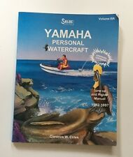 SELOC YAMAHA PERSONAL WATERCRAFT TUNE-UP & REPAIR MANUAL 1992-1997 P/N 044-6