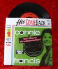 Single Connie Francis: Die Liebe ist ein seltsames Spie