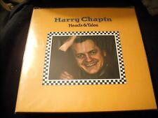 Harry Chapin Heads & Tails Featuring Taxi g/f ltd 180g vinyl LP NEW sealed