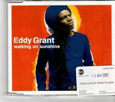(FK834) Eddy Grant, Walking On Sunshine - 2001 CD