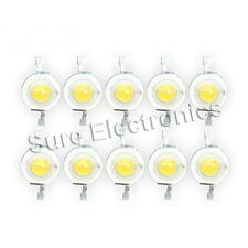 50 Pcs 3W Warm White High Power Led Lamp Beads 160~220LM 3Watt wholesale