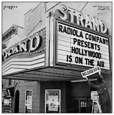 """2 LP """"Hollywood is on the air"""" RADIOLA # 17 & 18 - Judy Garland, Fred Astaire"""