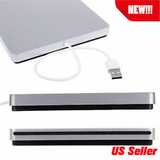 External USB DVD+RW,RW Super Drive for Apple MacBook Air Pro iMac Mac OS Mini OY