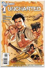 Uncharted 1 Adam Hughes Variant VERY SCARCE RARE NM DC PS4 Joshua Willamson