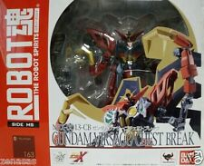 New Bandai 163 Robot Spirits Side MS Gundam Virsago Chest Break Pre-PAINTED