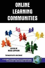 Online Learning Communities (PB) (Perspectives in Instructional Technology and D